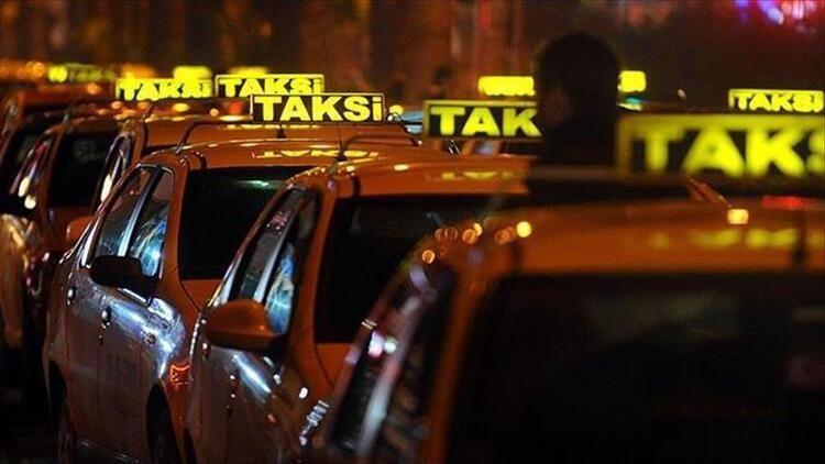 81 ile taksi genelgesi gönderildi