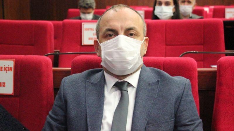 MHP'li meclis üyesi İlker Kazan'dan İzmit Belediyesine: Önergeyi biz verdik sizler biz yaptık diye reklam yaptınız