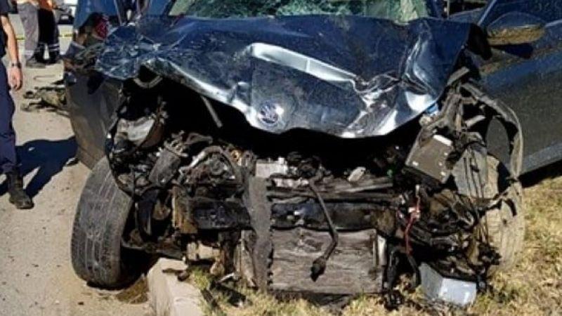 Kamil Çeltik ve eşi Adalet Çeltik kazada vefat etti