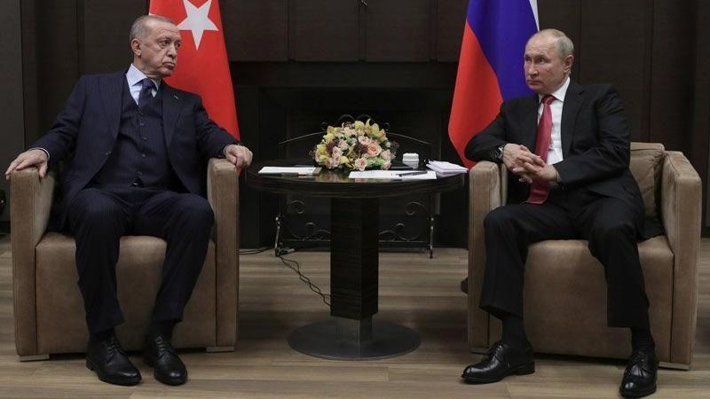 Putin'den Erdoğan'a: Spuntik V aşısı yaptırın