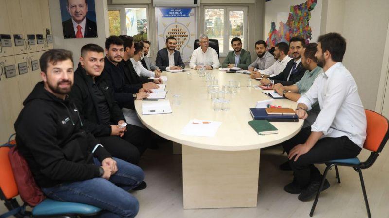 Mehmet Ellibeş'ten gençlere özel teşekkür