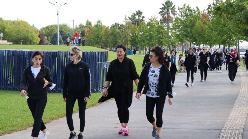 Avrupa Spor Haftası, sabah yürüyüşüyle tamamlandı