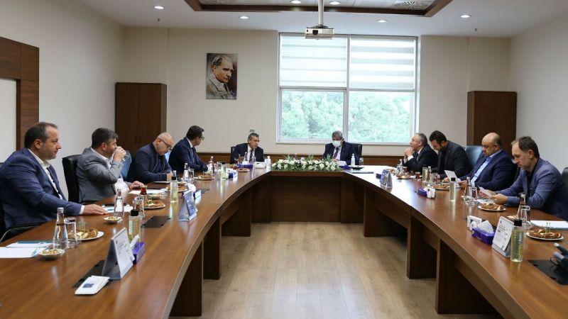 TSE Başkanı Şahin'den KOTO Meclisi'ne çağrı