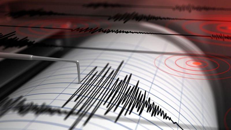 Datça açıklarında peş peşe iki deprem