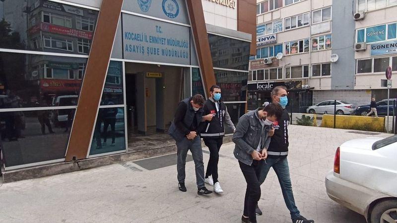 Sahte dekont çetesinden 5 kişi tutuklandı