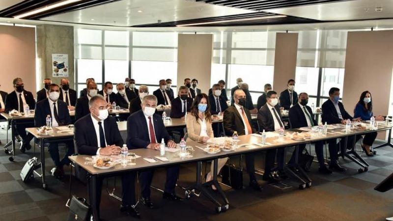 Türk Metal'de 12 madde kabul edildi