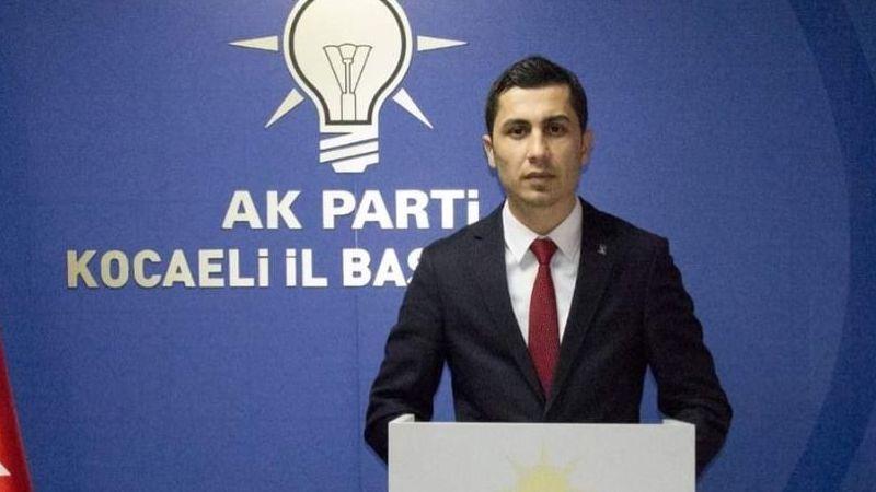 İlçe Yöneticisi Emre Sarıca istifa etti