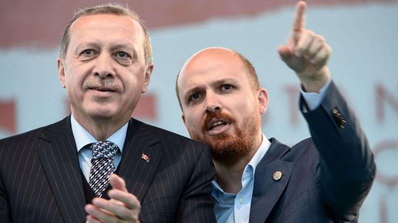 Bilal Erdoğan açılışa geliyor!