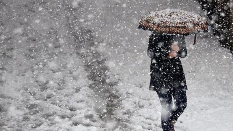 10 yılın en yüksek kar yağışı bekleniyor!