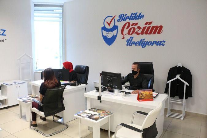 Körfez'de iş arayan vatandaşlara destek