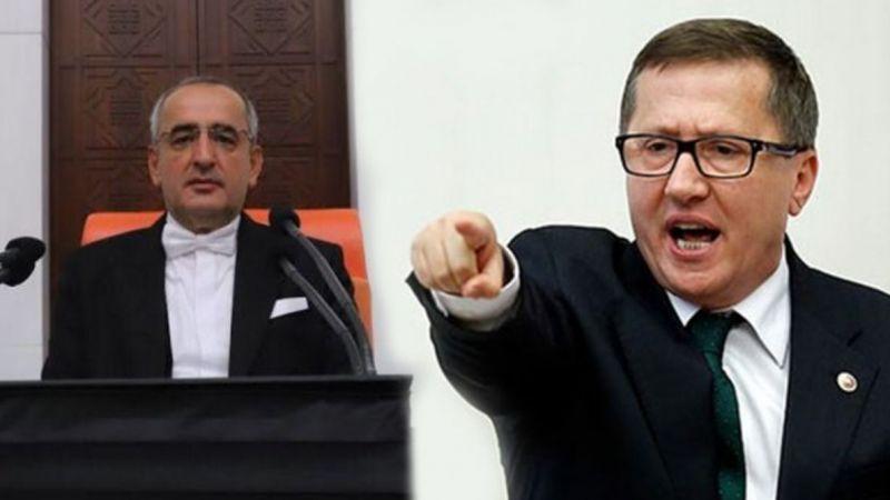 Meclis gerildi! Akar ile Türkkan tartıştı
