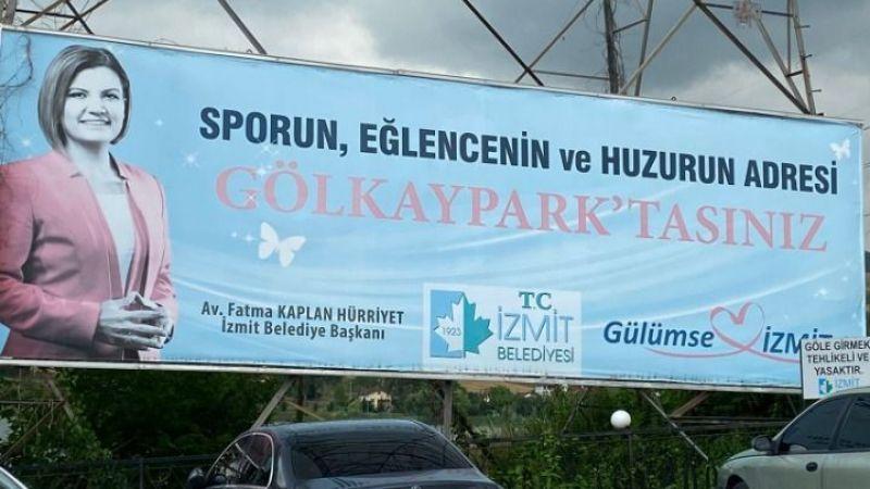 İzmit Belediyesinin mesajına Ali Güney'den sert tepki: Milyonluk tesisi çöpe çevirdiniz