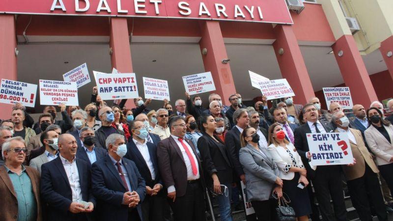 CHP'liler suç duyurusunda bulundu: SGK'yı kimin batırdığı çok açık ortadadır