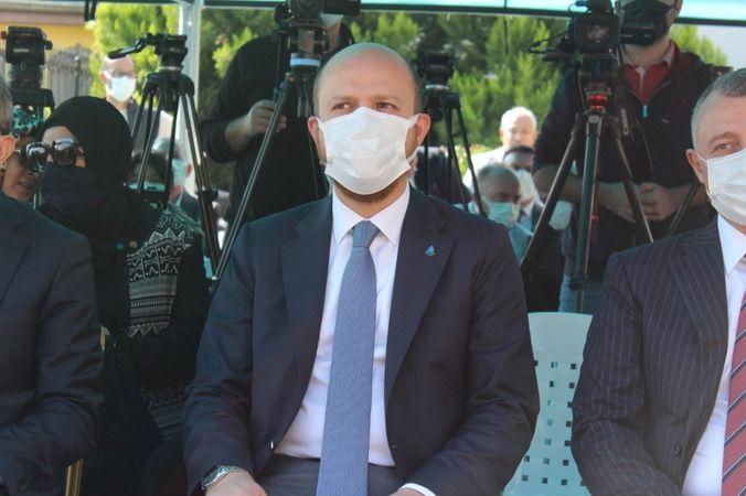 Bilal Erdoğan Kocaeli'de