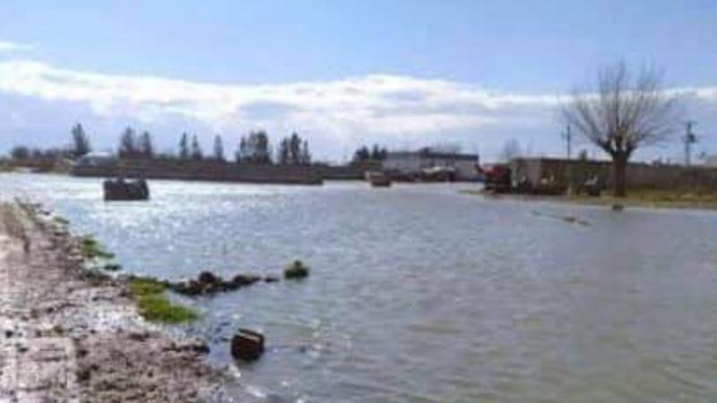 Suruç'taki bölge için flaş iddia: Su altında mı kaldı?