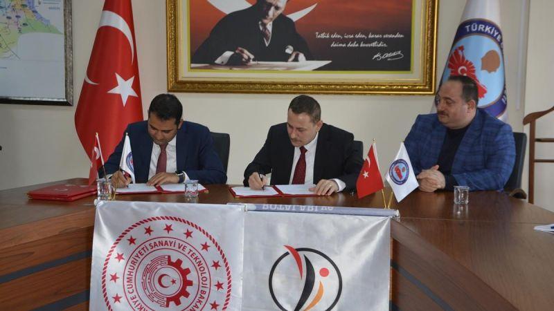 Urfa'da sözleşme imzalandı: 300 kişiye istihdam sağlanacak!