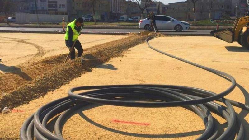 Olası kazalara çözüm: Urfa'da 20 noktada yapımı başladı!