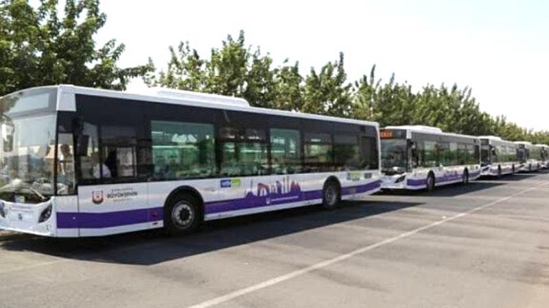 Şanlıurfa'da otobüs saatleri değişti! İşte yeni düzen