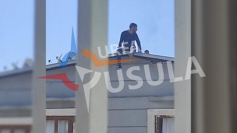 Urfa'da yine intihar girişimi!