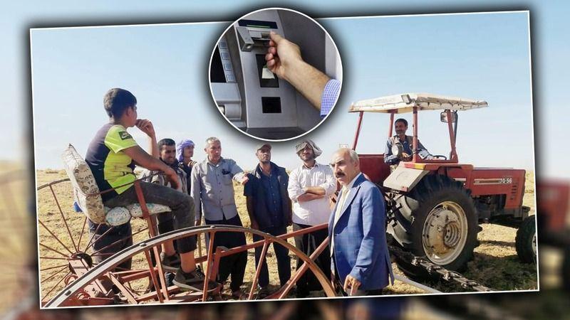 CHP'li Cidir Urfa'daki 'bankamatik memurları'na seslendi!