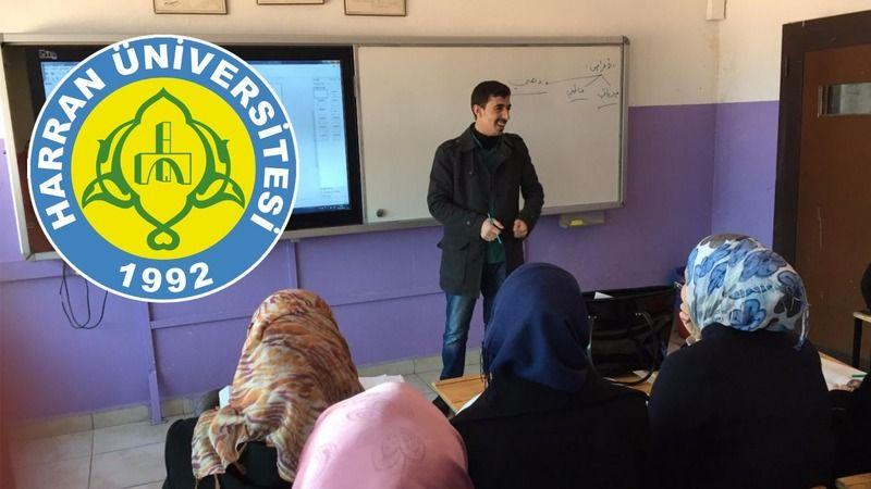 Harran'daki akademisyenler Suriyeli Öğrencilerin entegrasyonunu analiz etti