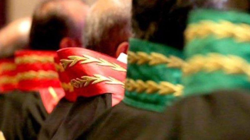 HSK kararnamesi açıklandı! İşte Urfa'da görev yeri değişen hakim ve savcılar!