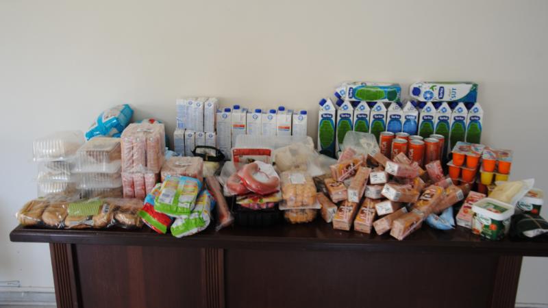 Urfa'da denetim: Çok sayıda ürüne el konuldu!