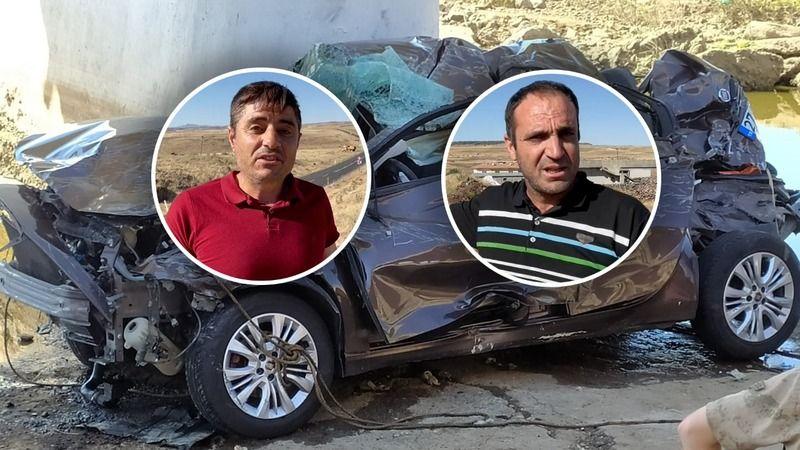 Urfa'daki kazada 5 kişi ölmüştü… Vatandaşlardan tepki