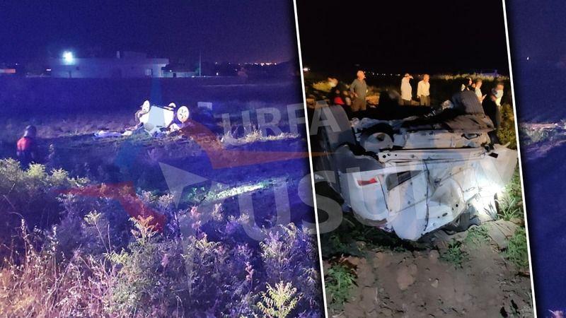 Gece saatlerinde feci kaza: 1 ölü, 2 yaralı!