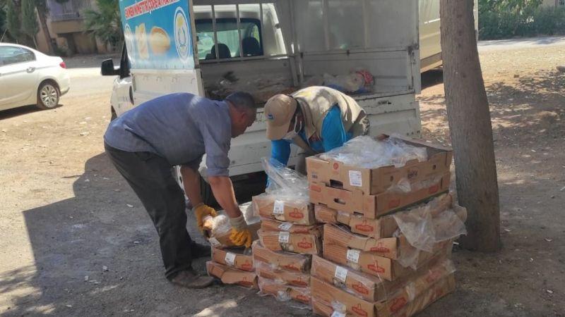 Urfa'da vatandaşa yedireceklerdi: Zabıta son anda yakaladı!