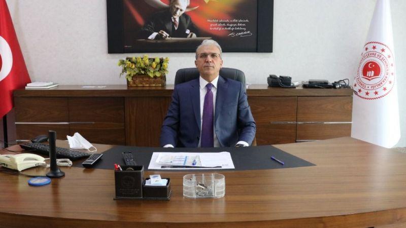 Urfa'ya resmen atanan müdürden açıklama!