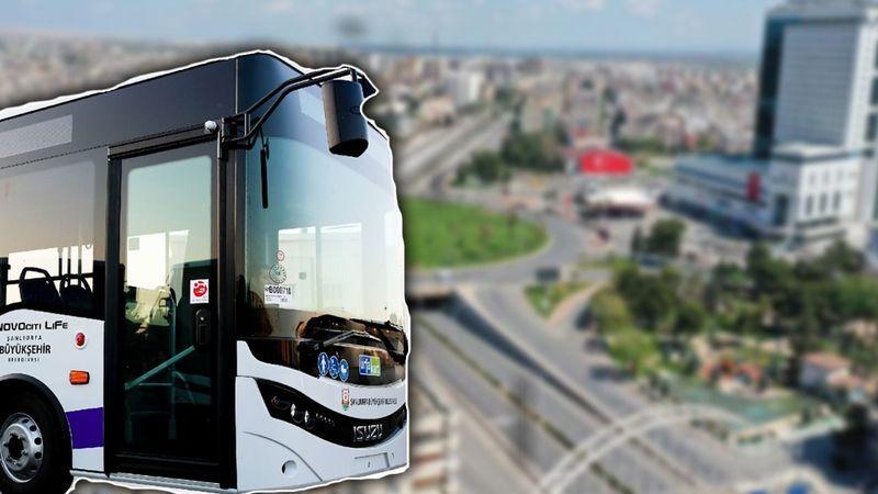 Urfa'da toplu taşıma ücretsiz olacak!