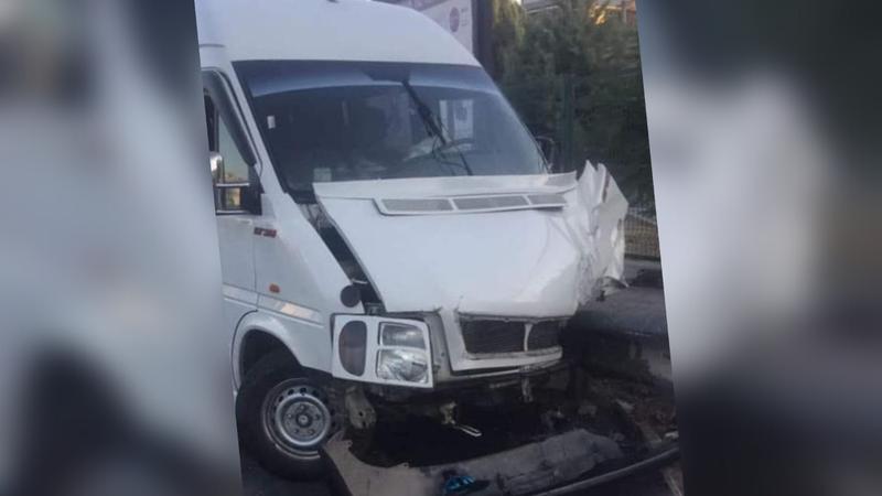 Urfa'nın ilçesinde feci kaza! Çok sayıda yaralı var