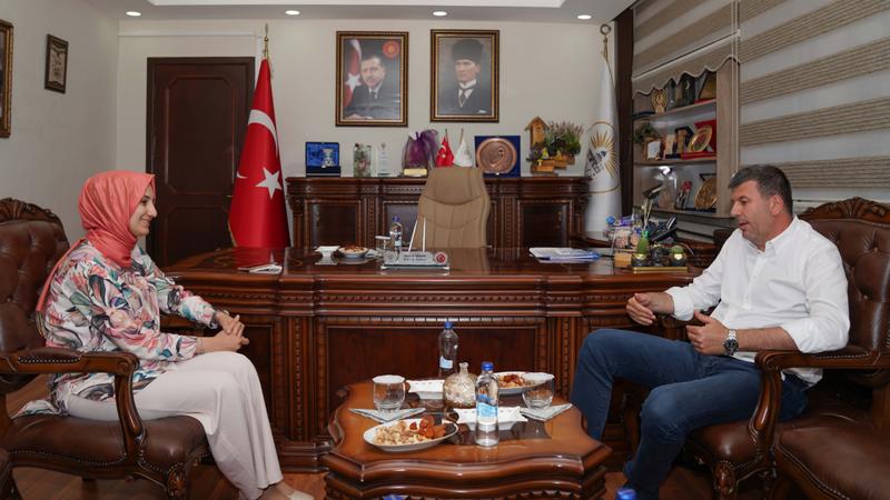 Urfalı Başkanlar Siverek'te buluştu