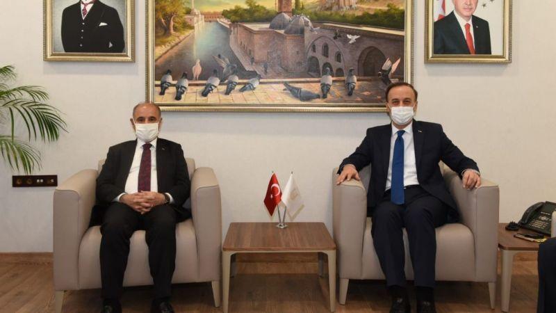 Emniyet Genel Müdürü Mehmet Aktaş Şanlıurfa'da!