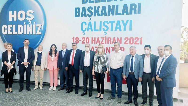 CHP'li belediye başkanları komşuda toplanıyor!