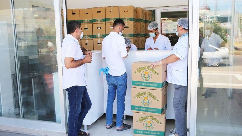 Çölyak hastalarına gıda desteği