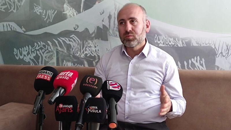 Kar, Urfa'da konuştu: Siyasi kamplaşma insanları birbirine kırdırıyor!