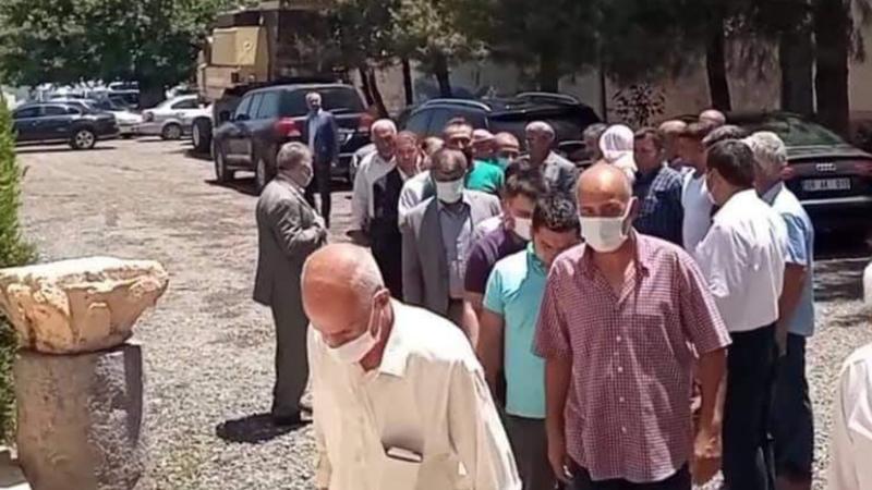 Urfa'da 8 kişi yaralanmıştı: Barış sağlandı