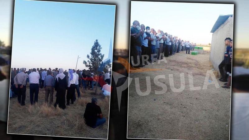 Urfa'daki kavgada hayatını kaybettiler: Baba ve 2 oğlu yan yana defnedildi!