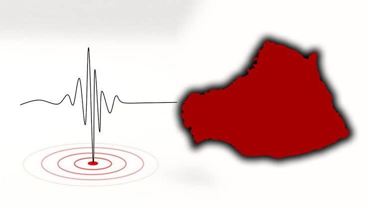 Şanlıurfa'da gece saatlerinde deprem!