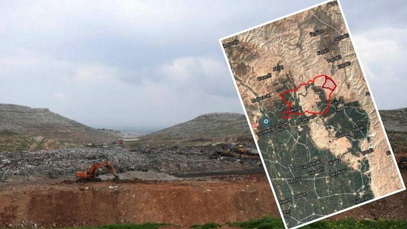 Eyyübiye'nin çöp sorunu Haliliye'ye mi taşınıyor?