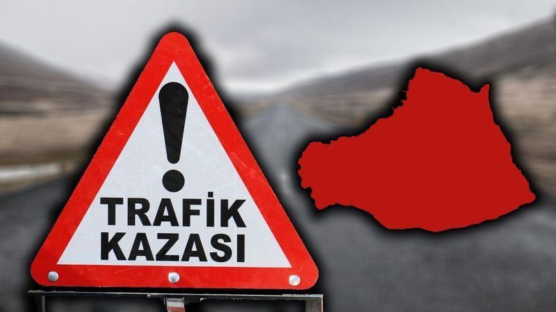 Urfa'da kaza üstüne kaza: Yaralılar var