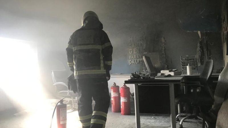 Urfa'da yine elektrik kaynaklı yangın çıktı!
