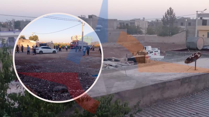 Urfa'nın ilçesinde kavga! Polis havaya ateş açtı