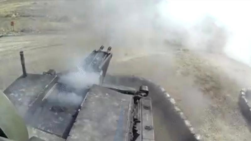 Urfa sınırında havan saldırısı!