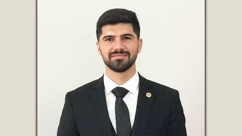 Şanlıurfa'da gençlik kolları başkanı istifa etti!