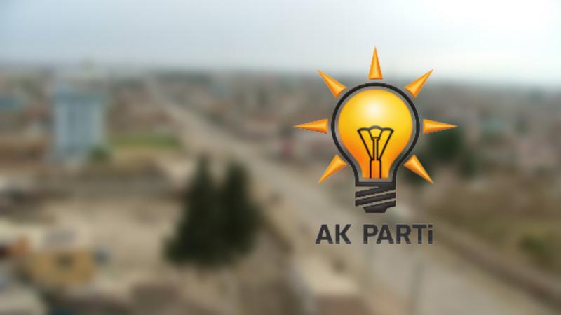 AK Parti, Urfa'da ilanla başkan arıyordu! İsim belli oldu iddiası