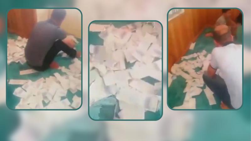 Şanlıurfa'da elektrik faturaları camiye bırakıldı!