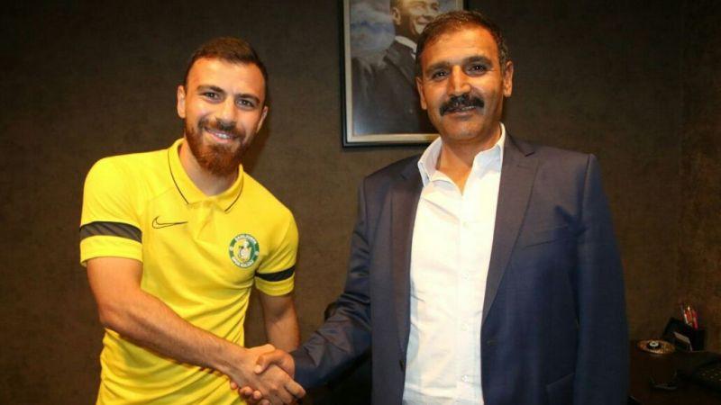Şanlıurfaspor bir transfer daha açıkladı! Yine Süper Ligden